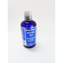 Colloidal Silver Water Gel