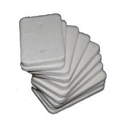 CarScent refill pads pack of 10