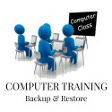 Computer Training: Backup & Restore (Online Access)