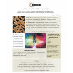 Candida - BioEnergy Patch (10 Pack)