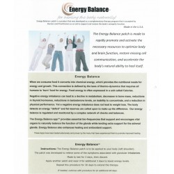 Energy Balance - BioEnergy Patch (10 Pack)