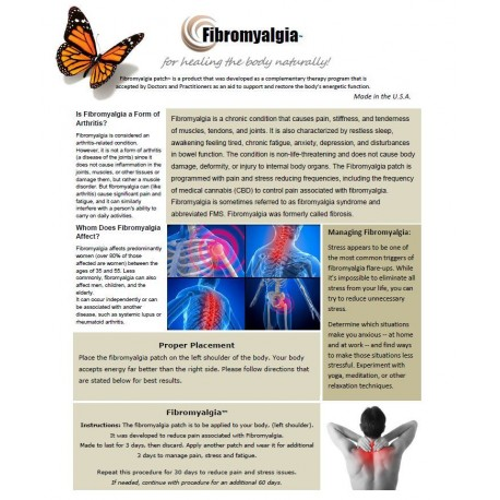 BioEnergy Patch (10 Pack)