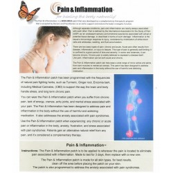 Pain & Inflammation - BioEnergy Patch (10 Pack)