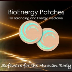 Athletic Mental Focus - BioEnergy Patch (10 Pack)