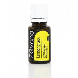 Lemongrass - Cymbopogon Flexuosus - 15 ml Essential Oil