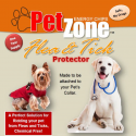 Flea & Tick Protector - PetZone Energy Discs - All Pets