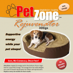 Rejuvenation 300gs Seals - PetZone Energy Discs - All Pets