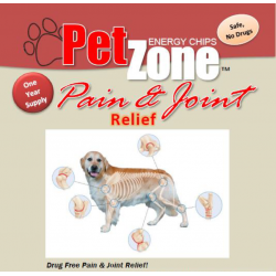 Pain & Joint Relief - PetZone Energy Discs - All Pets