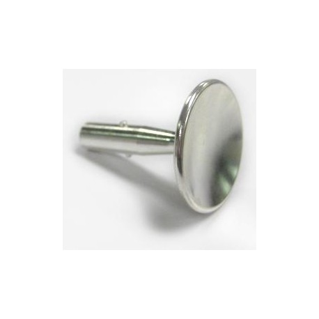 Caress Kit Silver Coated Single Eye Attachment