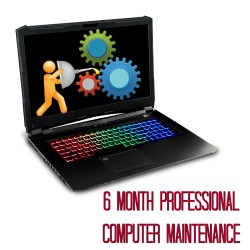 6-Month Professional Computer Maintenance