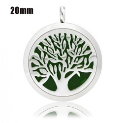 Aroma Pendant - Tree of Life (Small, 20mm)