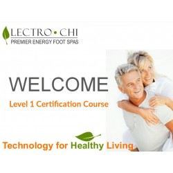Lectro Chi Ionic Foot Spa Certification Course