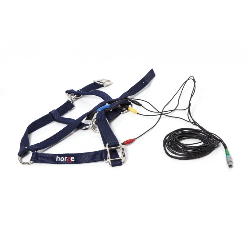 Horse Harness  Halter  For Quest9 Biofeedback