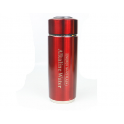 Nano Energy Water Flask - Red