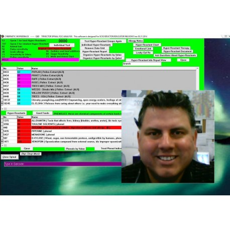 Remote Biofeedback Session With Fernando