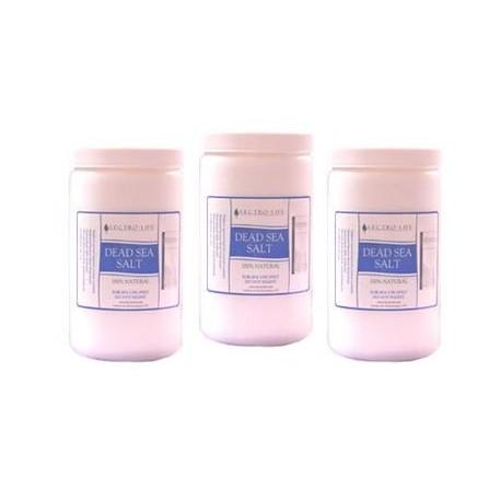 LectroChi Dead Sea Salt (6 lbs)