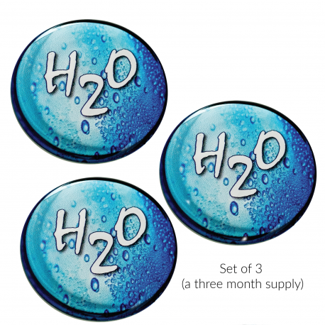 H2o Enhancer Chip (Set of 3)