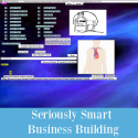 Seriously Smart Business Building Training Video - USB Flashdrive