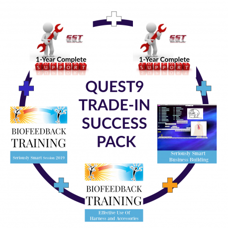 QUEST9 Trade-In Promo Pack