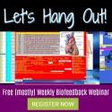 SST Hangout - FREE Biofeedback Training Webinar