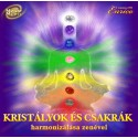 Crystals and Chakras - Music CD