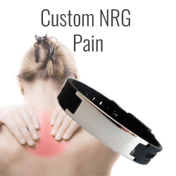 Pain Support - Custom NRG Bracelet