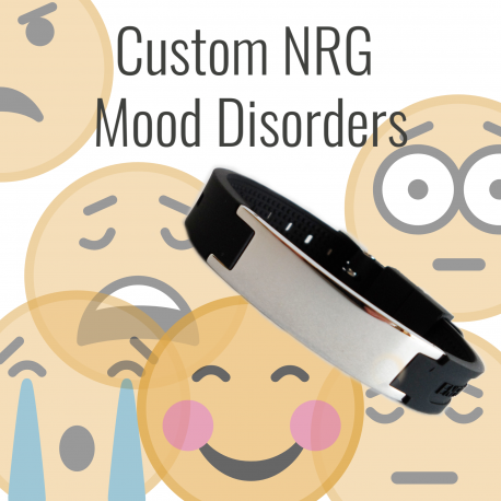 Mood Disorders - Custom NRG Bracelet