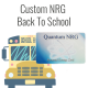Back To School - Custom NRG Card