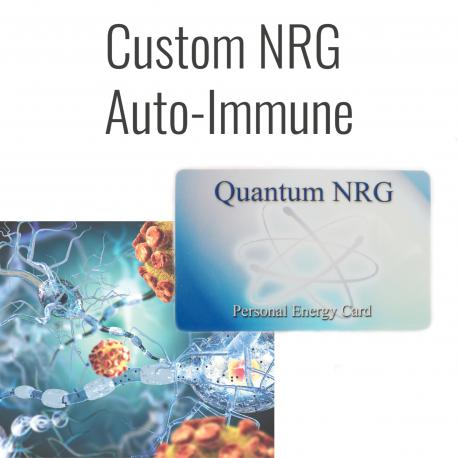 Auto-Immune - Custom NRG Card