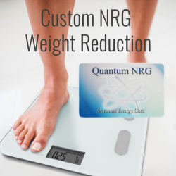 Weight Reduction - Custom NRG Card
