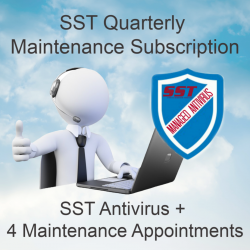 SST Quarterly Maintenance Subscription (1 Computer)