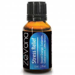 Stress Relief - 15 ml Essential Oil Blend