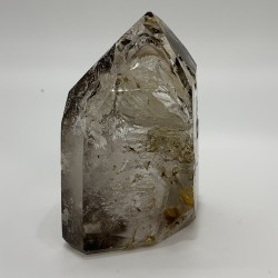 Quartz Crystal with Smoky Inclusion