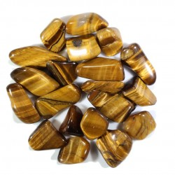 Yellow Tigers Eye (1 pc)