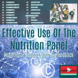 Effective Use of the Nutrition Panel - Live Webinar + Recording
