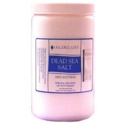 LectroChi Dead Sea Salt - 2 Pounds